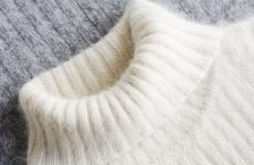 How to make itchy wool clothes comfortable to wear