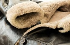 How to clean your natural sheepskin coat