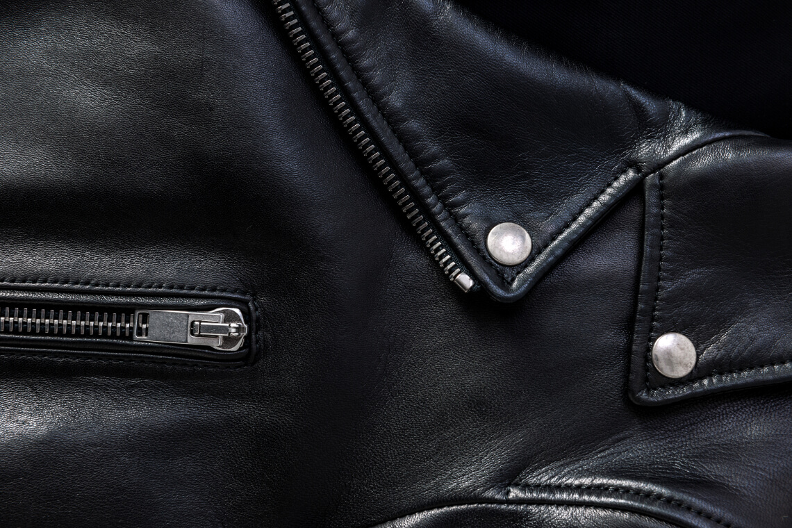 How to clean and refresh your leather jacket yourself