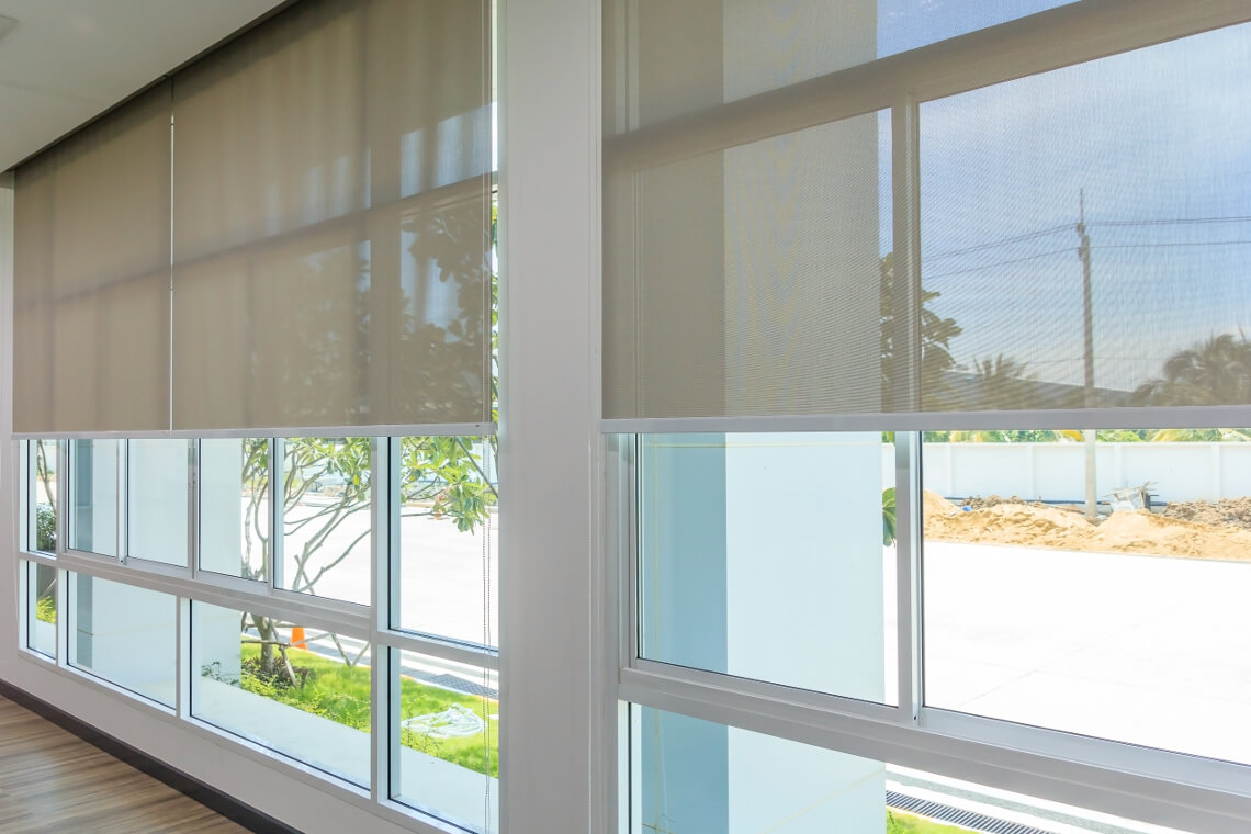 How to remove vertical or Persian window-blinds