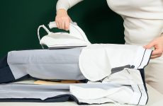 Learn how to properly iron pants with creases: tips step-by-step