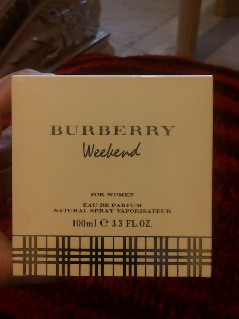 Good perfume Burberry Weekend