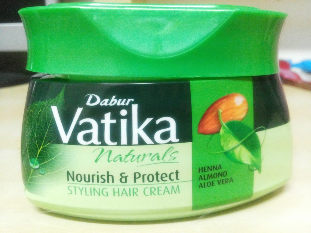 Hair cream Vatika