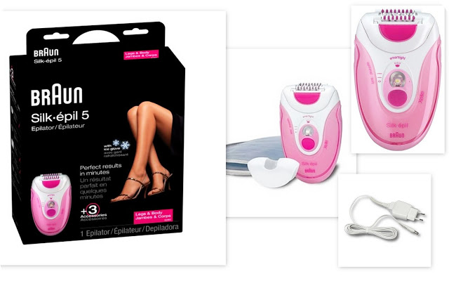 Braun Silk Epilator 5
